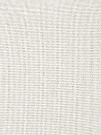 Modulare XL-Ottomane Lennon in Beige, Bezug: Polyester Der hochwertige, Gestell: Massives Kiefernholz, Spe, Füße: Kunststoff Die Füße befin, Webstoff Beige, B 357 x T 119 cm