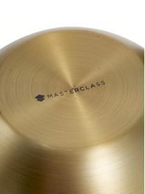 Coupe en métal MasterClass, Ø21cm, Couleur laitonnée, acier