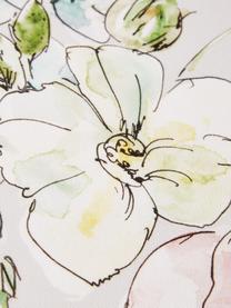 Tovaglia rotonda Angelina, 100% cotone, Multicolore, Ø 170