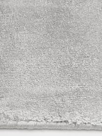 Schimmernder Viskoseteppich Grace in Premium-Qualität, extra weich, Flor: 100% Viskose, Grau, B 80 x L 150 cm (Größe XS)