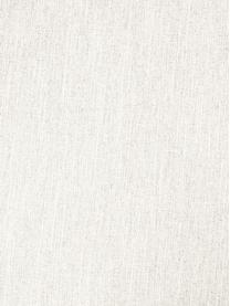 Divano angolare 4 posti in tessuto beige Melva, Rivestimento: poliestere Il rivestiment, Struttura: legno di pino massiccio, , Piedini: legno di pino I piedini s, Tessuto beige, Larg. 319 x Prof. 144 cm
