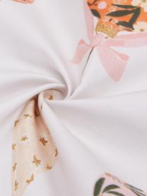 Designer Wende-Kissenhülle Christmas Balls von Candice Gray, 100% Baumwolle, GOTS zertifiziert, Mehrfarbig, 45 x 45 cm