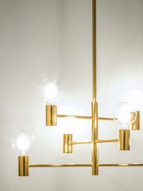 Lampa wisząca Aurelia, Mosiądz, Ø 63 cm