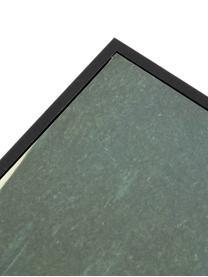 Ingelijste digitale print Rera, Lijst: MDF, gecoat, Groen, crèmekleurig, 25 x 35 cm