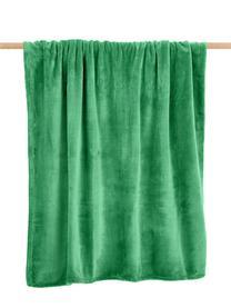 Kuscheldecke Doudou in Mint, 100% Polyester, Mint, 130 x 160 cm