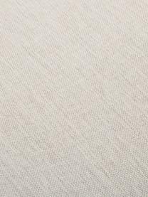 Canapé 2places beige Zach, Tissu beige