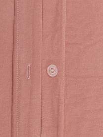 Flanell-Bettwäsche Biba in Altrosa, Webart: Flanell Flanell ist ein k, Altrosa, 135 x 200 cm + 1 Kissen 80 x 80 cm
