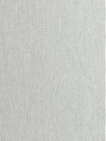 Copridivano Levante, 65% cotone, 35% poliestere, Grigio, Larg. 160 x Alt. 110 cm