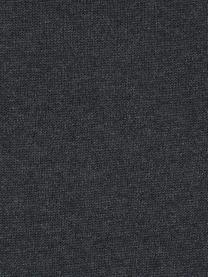 Grobstrick-Kissenhülle Adyna in Dunkelgrau, 100% Acryl, Dunkelgrau, 40 x 60 cm