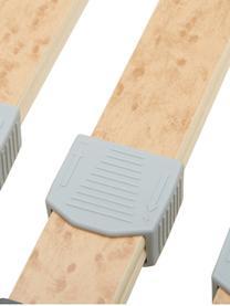 Lattenbodem Comfort Plus, Frame: multiplex, metaal, Lichtbruin, 80 x 200 cm