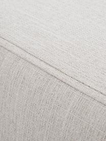 Sofa Carrie (2-Sitzer) in Beige mit Metall-Füßen, Bezug: Polyester 50.000 Scheuert, Gestell: Spanholz, Hartfaserplatte, Füße: Metall, lackiert, Webstoff Beige, B 176 x T 86 cm