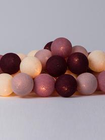 Ghirlanda  a LED Colorain, Tonalità lilla, bianco, Lung. 264 cm