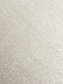 Silla con reposabrazos de terciopelo Rachel, Tapizado: terciopelo (poliéster) Al, Patas: metal con pintura en polv, Terciopelo beige, An 47 x F 64 cm