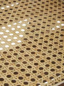 Loungesessel Sissi mit Wiener Geflecht, Gestell: Massives Eichenholz, Sitzfläche: Rattan, Eichenholz, B 58 x T 66 cm