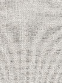 Poltrona in tessuto beige Moby, Rivestimento: poliestere Il rivestiment, Rivestimento: schiuma con sospensione a, Struttura: legno di pino massiccio, Tessuto beige, Larg. 90 x Prof. 90 cm