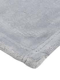 Kuscheldecke Doudou in Grau, 100% Polyester, Grau, 130 x 160 cm