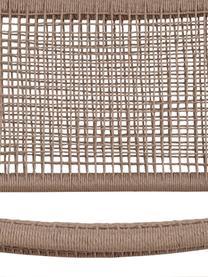 Loungefauteuil Derby van teakhout, Frame: teakhout, Teakhoutkleurig, beige, B 60 x D 80 cm