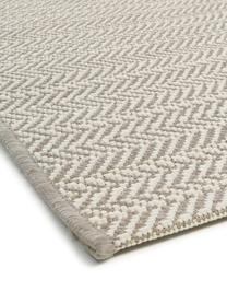 Tapis outdoor beige Metro Needle, Beige