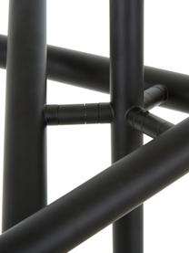 Hanglamp Sticks, Baldakijn: gepoedercoat metaal, Vermessingd, B 60 cm