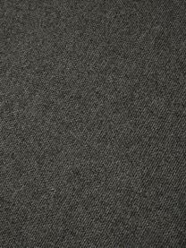 Narożna sofa modułowa Lennon, Tapicerka: poliester Dzięki tkaninie, Stelaż: lite drewno sosnowe, skle, Nogi: tworzywo sztuczne Nogi zn, Antracytowy, S 238 x G 180 cm