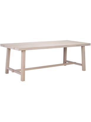 Mesa de comedor grade de madera maciza Brooklyn