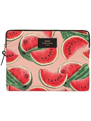 Cover per iPad Air Watermelon, Custodia: tela in fibra sintetica, Rosa, rosso, Larg. 24 x Alt. 17 cm
