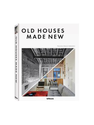 Bildband Old houses made new, Papier, Hardcover, Mehrfarbig, 25 x 32 cm