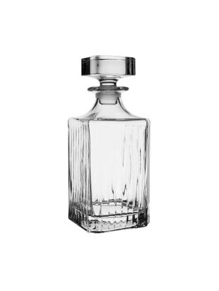 Decanter in cristallo Timeless, Vetro di cristallo, Trasparente, Alt. 24 cm