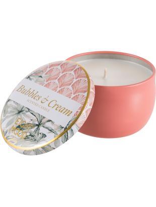 Vela perfumada Allure (agave amica, jazmín, madera de cedro), Recipiente: metal, Rosa, multicolor, Ø 8 x Al 5 cm