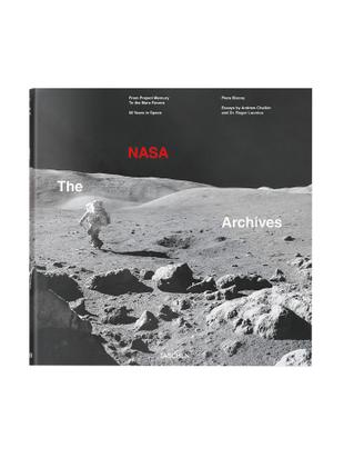 Geïllustreerd boek The NASA Archives: 60 Years In Space, Hardcover, papier, Multicolour, 33 x 33 cm
