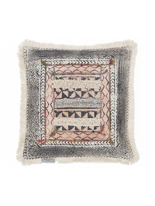 Poduszka z wypełnieniem Klana, Bawełna, Beżowy, S 45 x D 45 cm