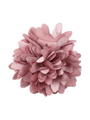 Fiori decorativi Flor, 6 pz., Poliestere, Rosa, Ø 6 cm