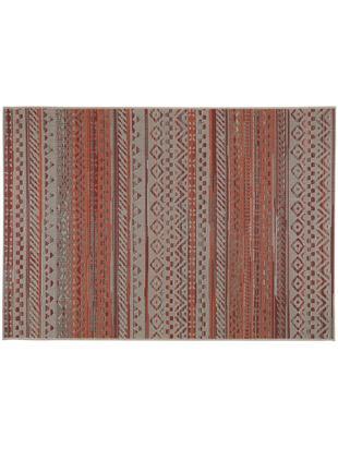 In- & Outdoor-Teppich Capri, Polypropylen, Rot, B 120 x L 170 cm (Größe S)