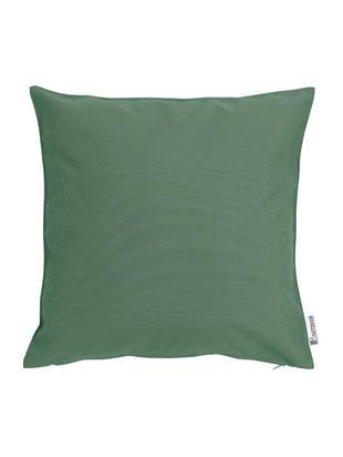 Cuscino imbottito da esterno St. Maxime, Verde scuro, Larg. 47 x Lung. 47 cm