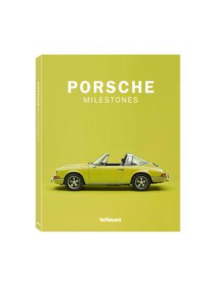 Libro illustrato Porsche Milestones Vol. 2, Carta cornice rigida, Multicolore, Lung. 32 x Larg. 25 cm