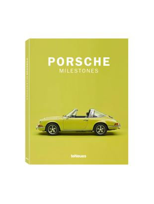 Album Porsche Milestones Vol. 2, Papier, twarda okładka, Wielobarwny, D 32 x S 25 cm