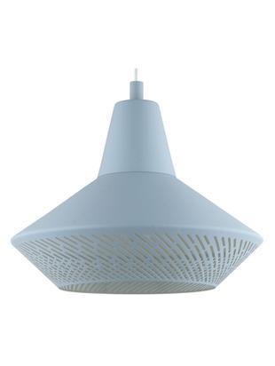 Lampa wisząca Piondo, Jasny niebieski, Ø 33 x W 26 cm