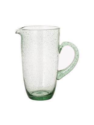 Jarra Victor, Vidrio, Verde claro, 1.1 L