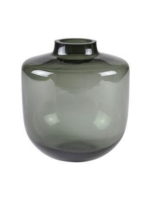 Vaso in vetro Ragu, Vetro, Grigio, trasparente, Ø 15 x Alt. 16 cm