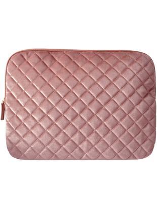 Laptophülle Caro für MacBook Pro 15 Zoll, Innen: Baumwolle, Rosa, 35 x 25 cm