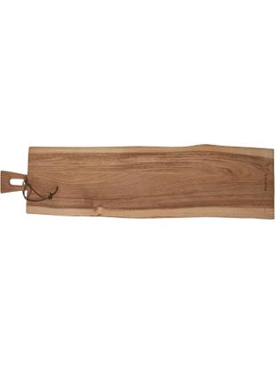 Tabla de cortar Limitless, Madera de acacia, Acacia, An 65 x F 15 cm
