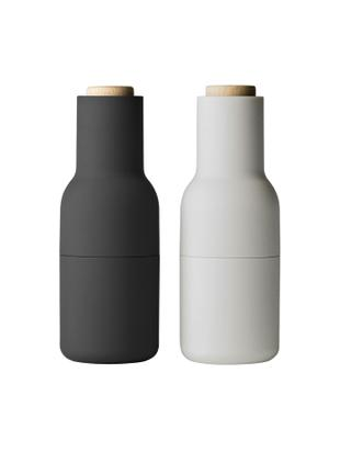 Komplet młynków do przypraw Bottle Grinder, 2 elem.