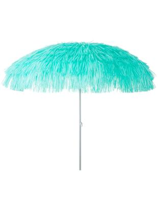 Parasol Hawaii, Turquoise, Ø 200 x H 210 cm