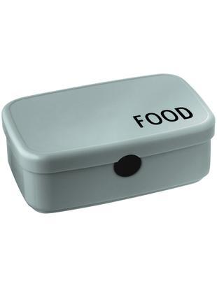 Contenitore per il pranzo Food, Tritan (materiale sintetico, senza BPA), Verde, Larg. 18 x Alt. 6 cm