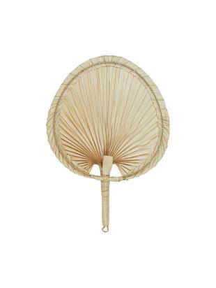 Dekoracja ścienna z włókien palmowych Seam, Włókna palmowe, Jasny brązowy, S 29 x W 37 cm