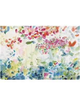 Impresión digital sobre lienzo Hortensias