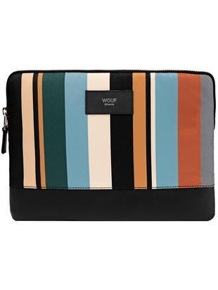 iPad Air Hülle Tramonto, Blau, Schwarz, Beige, Grau, Grün, Orange, 24 x 17 cm