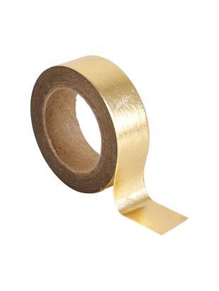 Plakband Gold, 3 stuks, Kunststof, Goudkleurig, L 1000 cm