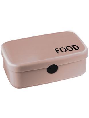 Contenitore per il pranzo Food, Tritan (materiale sintetico, senza BPA), Beige, Larg. 18 x Alt. 6 cm