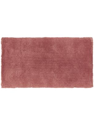 Flauschiger Hochflor-Teppich Leighton in Terrakotta, Flor: 100% Polyester (Mikrofase, Terrakotta, B 80 x L 150 cm (Größe XS)